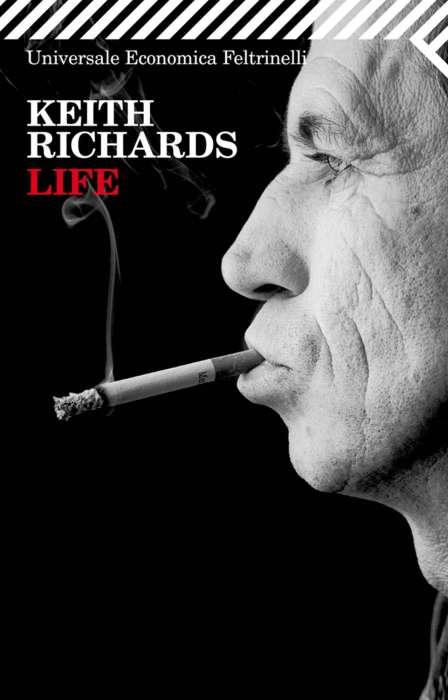Keith Richards e James Fox - Life