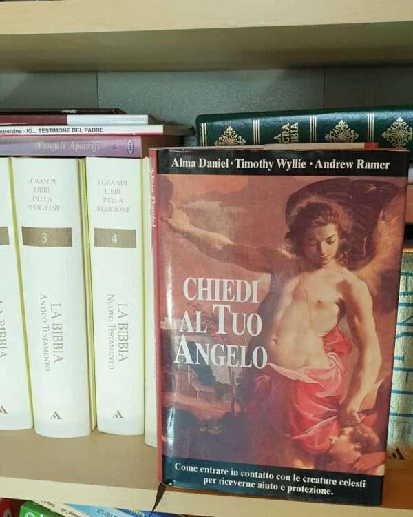 Alma Daniel Timothy Wyllie Andrew Ramer - Chiedi al tuo angelo