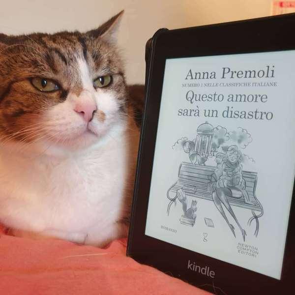 Anna Premoli - Questo amore sarà un disastro