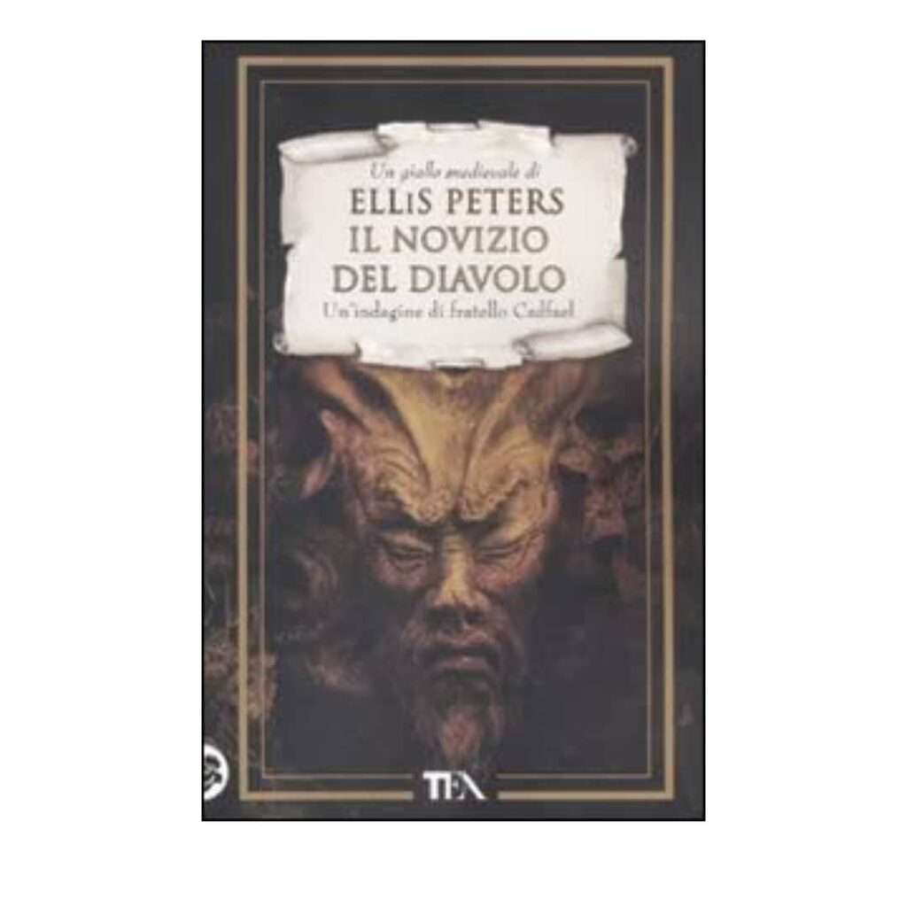Ellis Peters - il novizio del diavolo