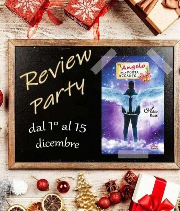Adele Ross - L'angelo della porta accanto - review party