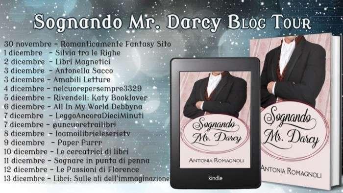 Antonia Romagnoli - Review Tour Sognando Mr. Darcy