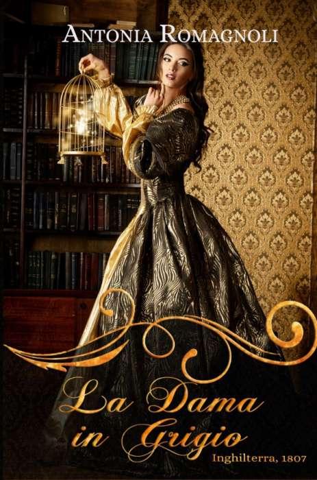 Antonia Romagnoli - la dama in grigio