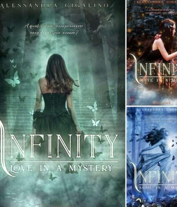 Alessandra Cigalino - Infinity - Love in a mystery