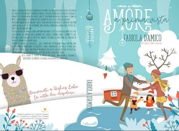 Fabiola D'Amico - Amore a prima vista - review party