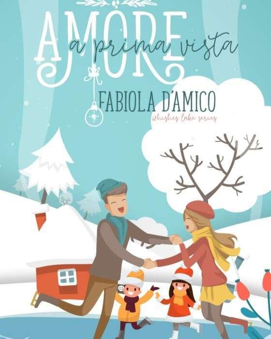 Fabiola D'Amico - Amore a prima vista