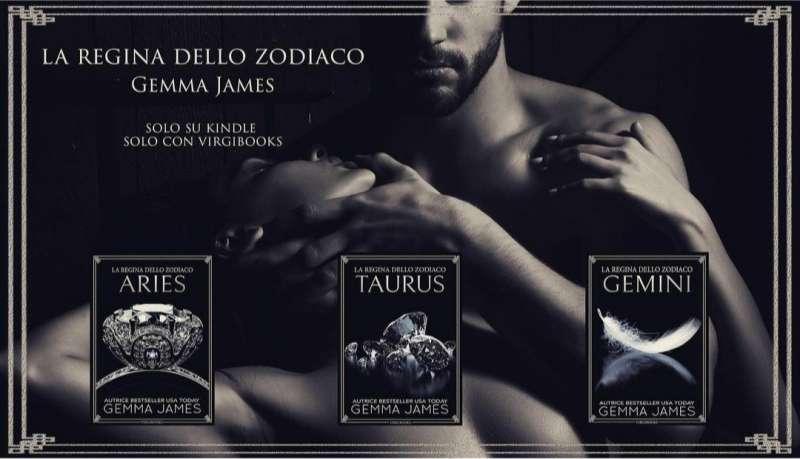 Gemma James - Aries - cover