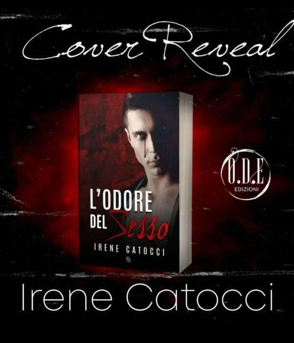 Irene Catocci - L'odore del sesso - cover reveal
