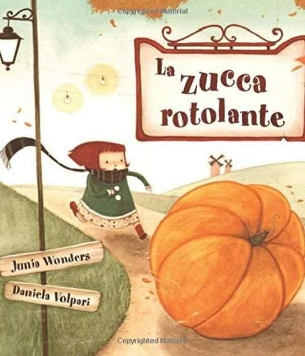 Junia Wonders - La zucca rotolante