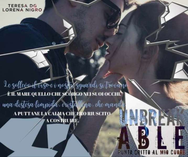 Teresa DG e Lorena Nigro - Unbreakable - cover