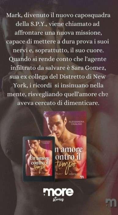 Alessandra Cigalino - Un amore contro il tempo - estratto