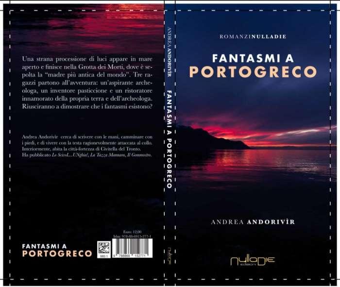 Andrea Andorivir - fantasmi a portogreco - retro