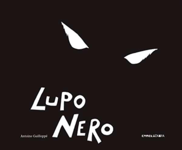 Antoine Guilloppé - Lupo nero