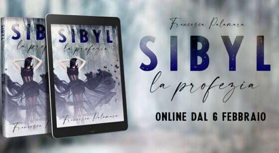Francesca Palamara - Sibyl la profezia - cover