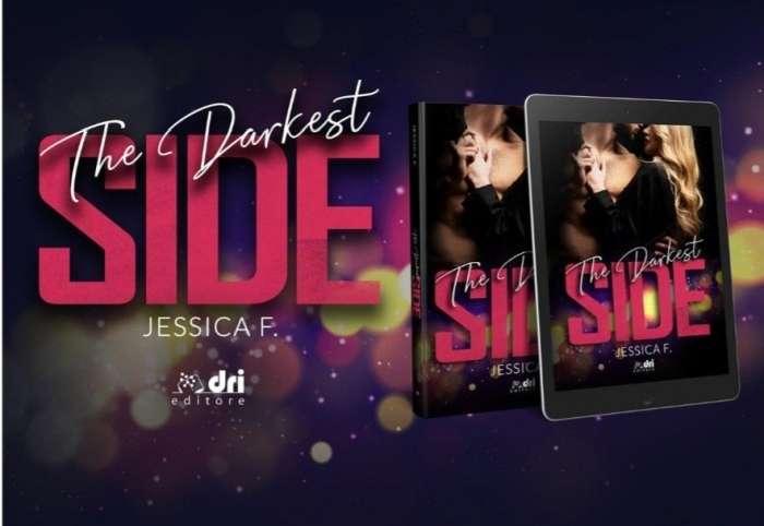Jessica F - The DarkestSide - cover