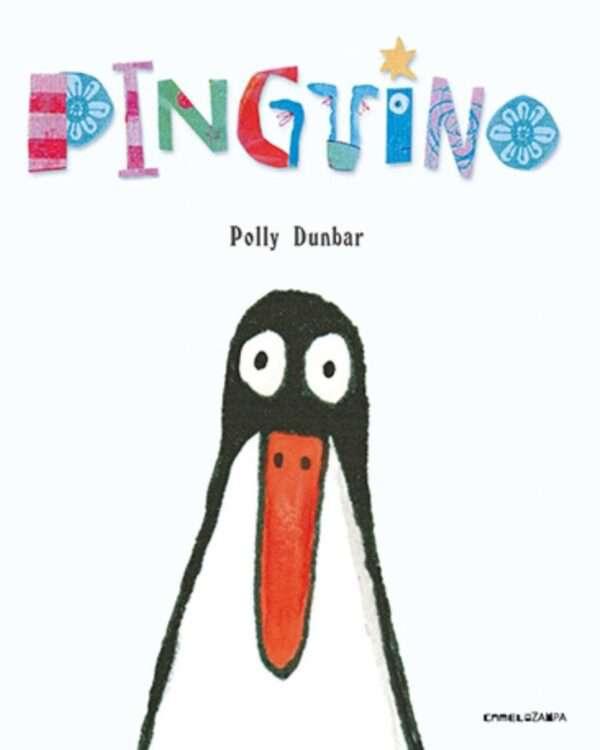 Polly Dunbar - Pinguino