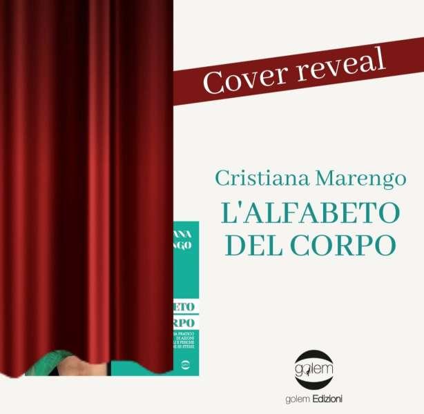 Cristina Marengo - L'alfabeto del corpo - cover
