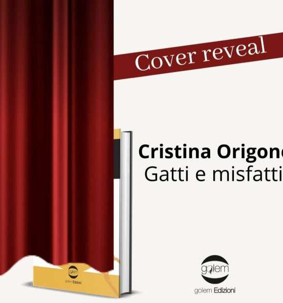Cristina Origone - Gatti e misfatti - cover