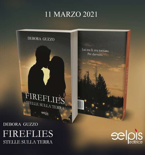 Debora Guzzo - Fireflies - cover2