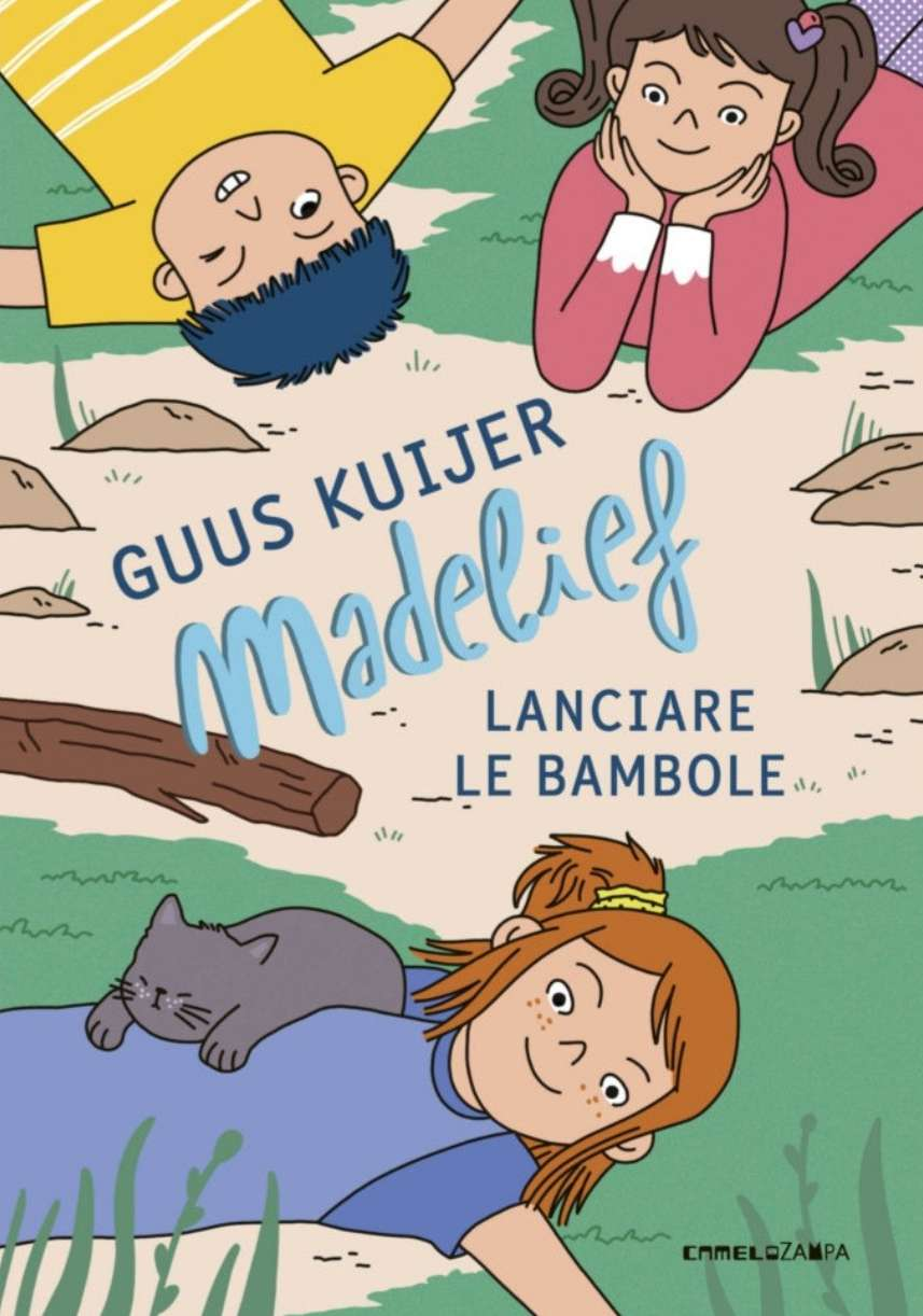Guus Kuijer - Madelief lanciare le bambole