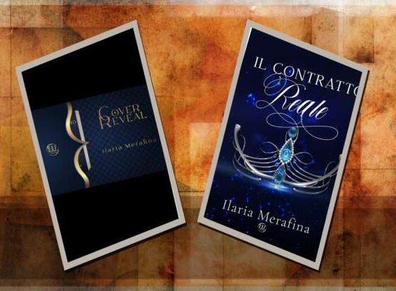 Ilaria Merafina - Il contratto reale - cover