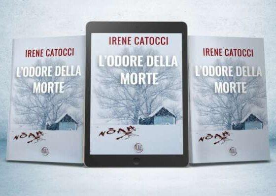 Irene Catocci - l'odore della morte - cover