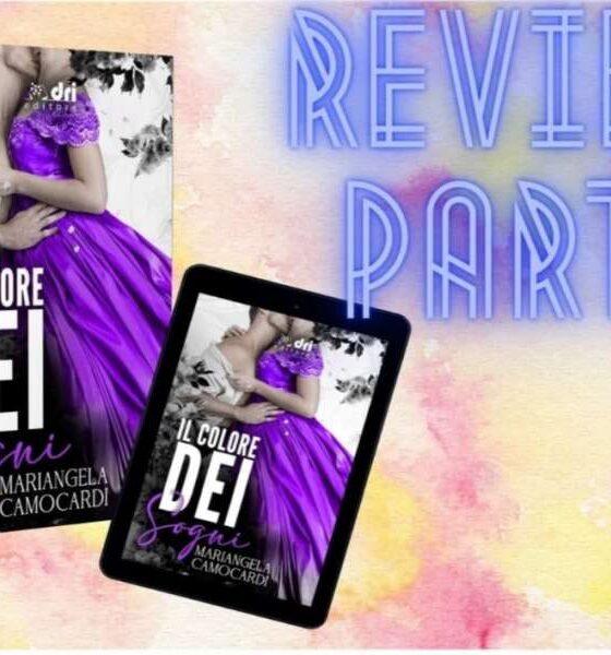 Mariangela Camocardi - il colore dei sgni - review party
