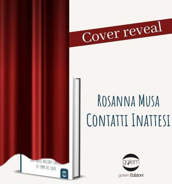 Rosanna Musa - contatti inattesi cover