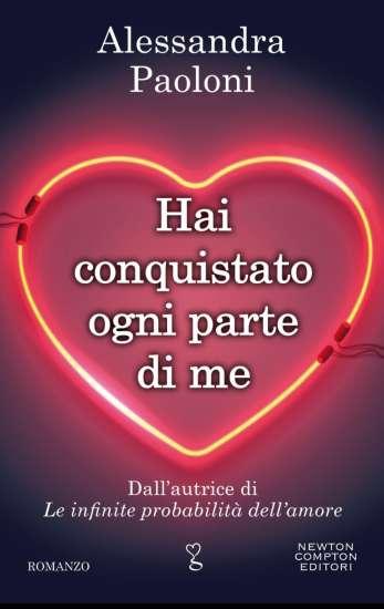 Alessandra Paoloni-Hai conquistato ogni parte di me