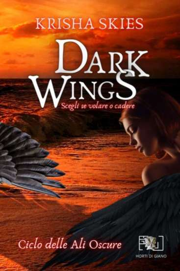 Krisha Skies-DARK WINGS