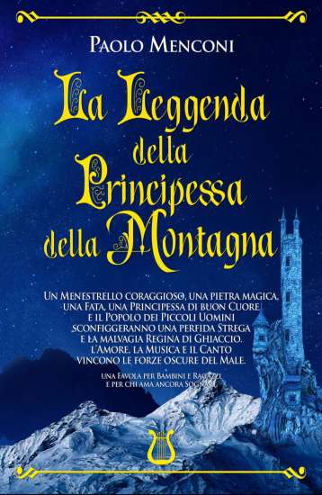 Paolo Menconi-La Leggenda della Principessa della Montagna