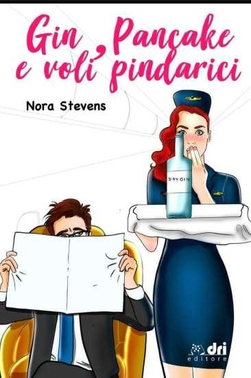Nora Stevens-Gin, Pancake e Voli Pindarici