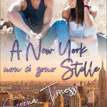 Serena Timossi-A New York non ci sono stelle